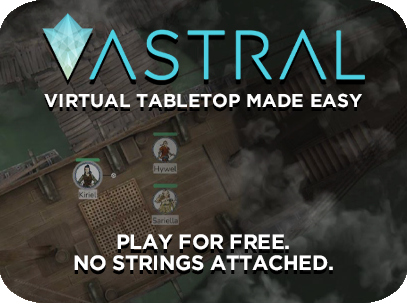 Play on Astral Virtual Tabletop for free!