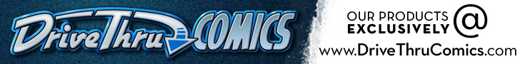 DriveThruComics Exclusive Banner