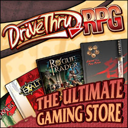 Looking for some cheap RPG goodies? Check out DriveThruRPG!