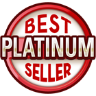 Copper, Silver, Electrum, Gold, Platinum sales levels.